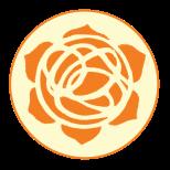 orangeflowertranscircle